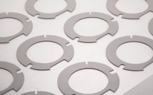 Silicone pad thermal interface material - PK504